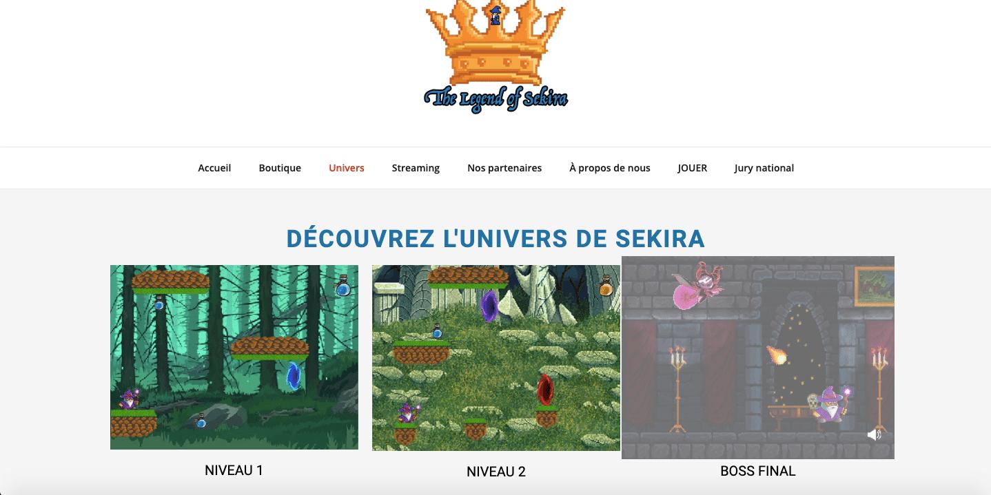 Screen The Legend of Sekira - Univers